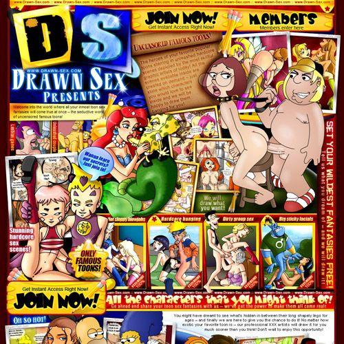 Drawn sex wmv